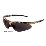 Stinger Woodland Camo Sunglasses